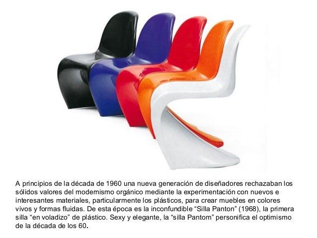 Diseños de Verner Panton.