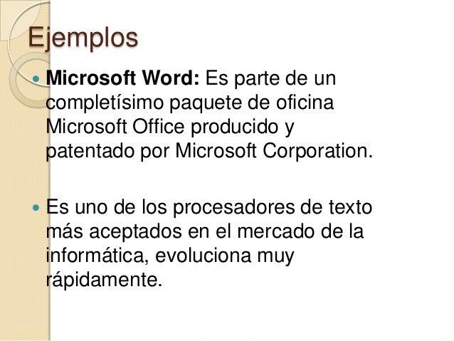 • OpenOffice.org_Writer Procesador de texto integrante de la suit ofimática Open Office proyecto desarrollado por Sun Syst...