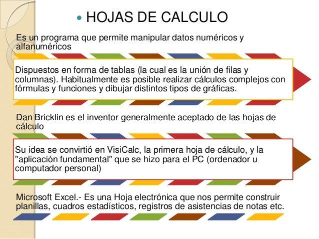 La celda de una hoja de cálculo es el lugar donde se pueden introducir datos o realizar cálculos, visualmente es un espaci...