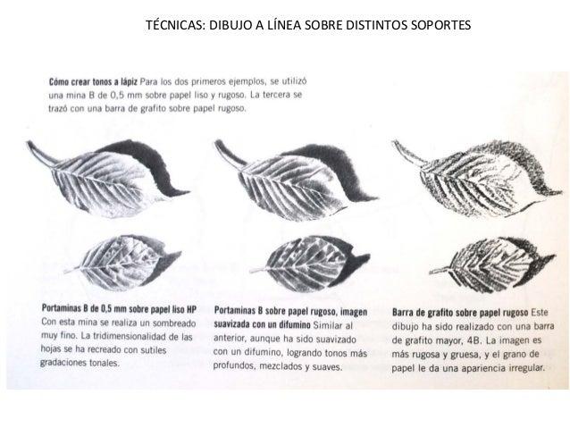 Tecnicas Para Dibujar: Bloque 2 Tecnicas De Dibujo