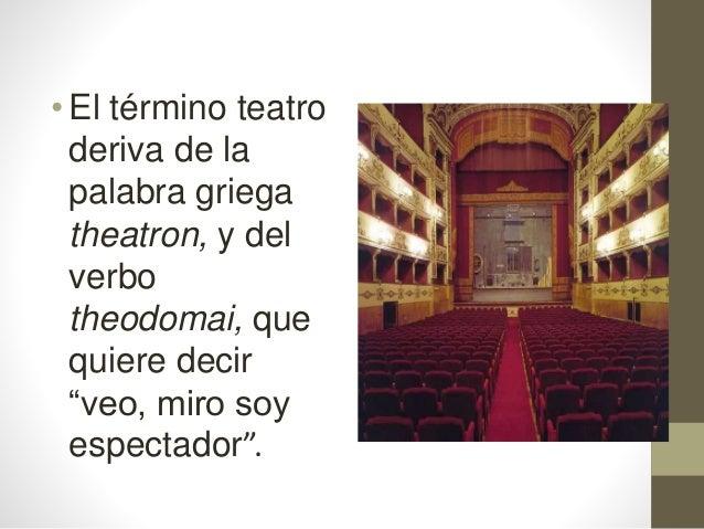 Bloque 4 lectura dramatizada de una obra de teatro for Que quiere decir contemporaneo