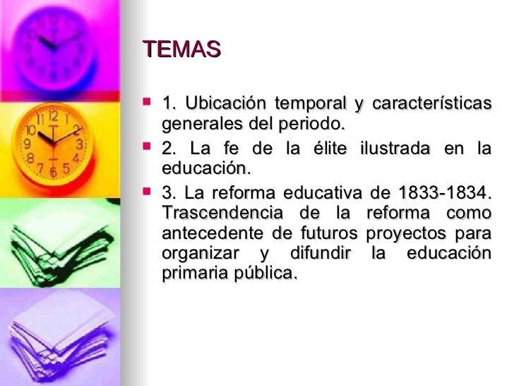 TEMAS <ul><li>1. Ubicación temporal y características generales del periodo. </li></ul><ul><li>2. La fe de la élite ilustr...