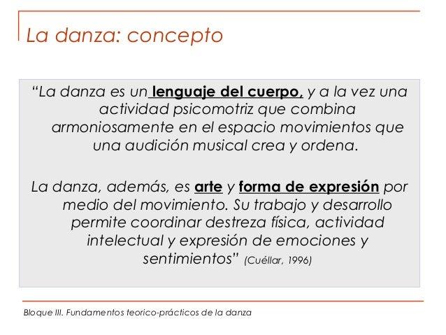 Expresi n corporal y danza bloque iii fundamentos de la for Concepto de oficina y su importancia