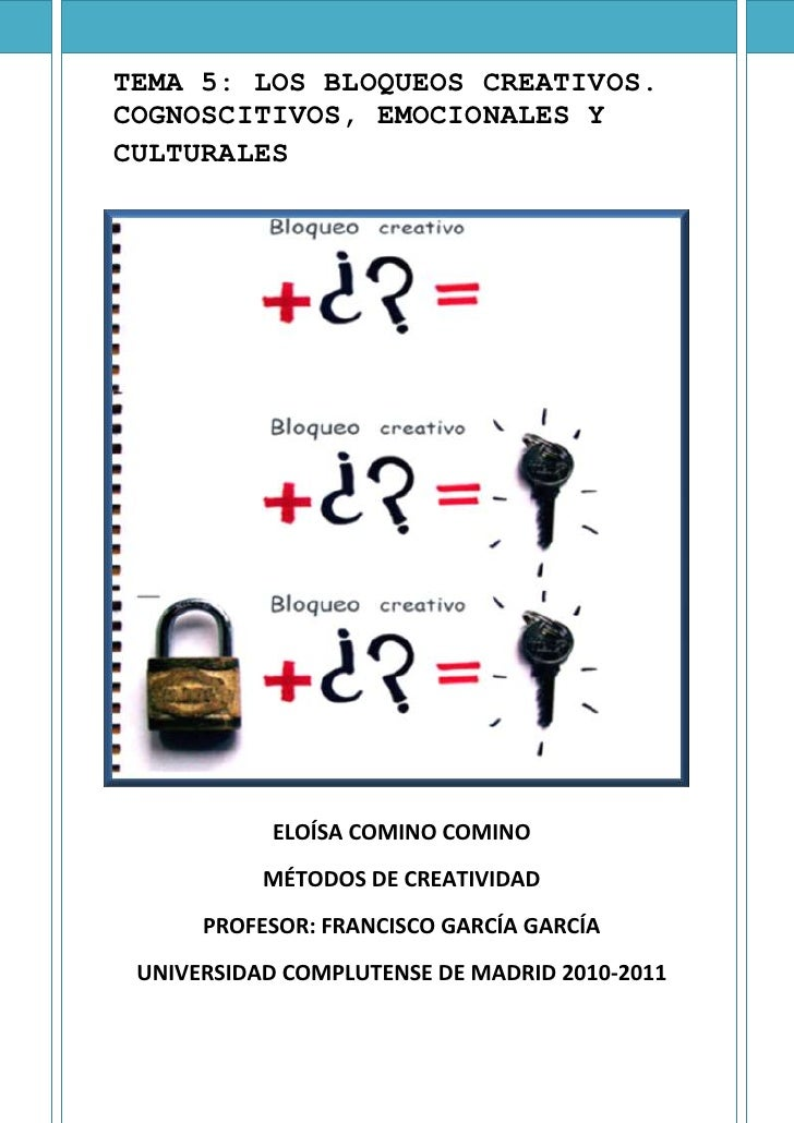 BLOQUEOS CREATIVOS PDF DOWNLOAD