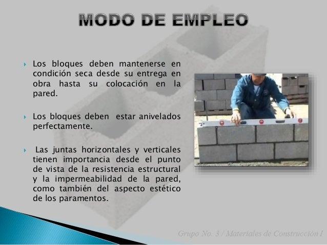 Bloques De Hormigon Blocks De Construccion - Colocar-bloques-de-hormigon
