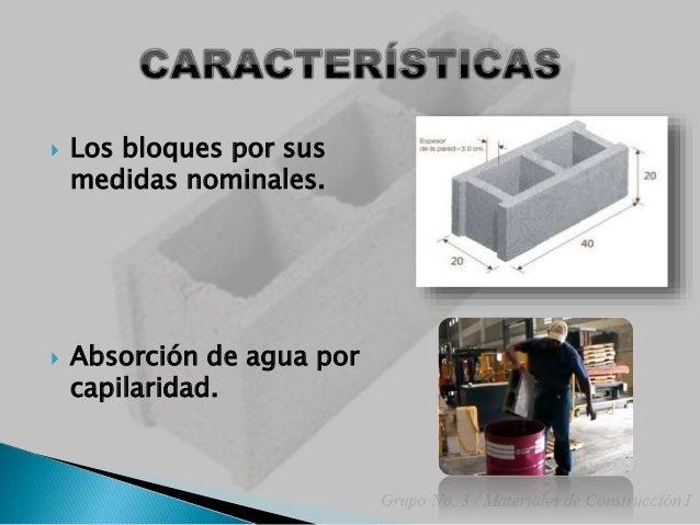 Bloques de hormig n blocks de construcci n for Bloques de hormigon medidas