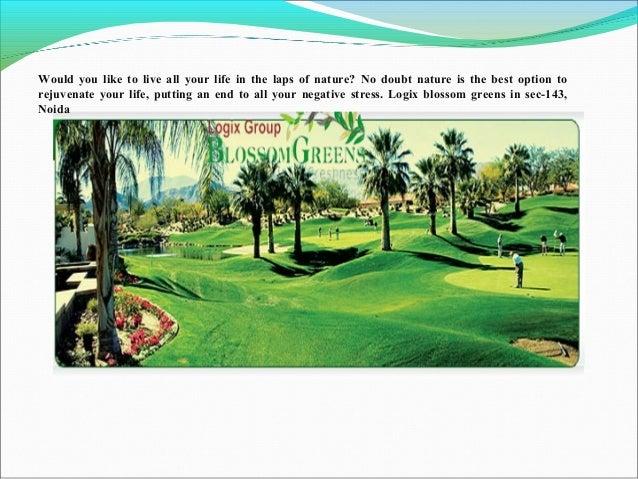 Lavish Green Project, Logix Group Blossom Greens, Noida