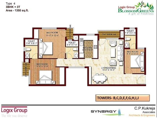 Apartments In Blossom Greens Noida Extension 8010046722