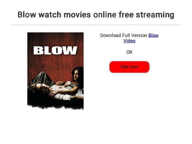 Blow Online Stream