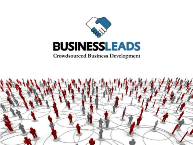 BusinessLeads.com Investor Pitch Deck