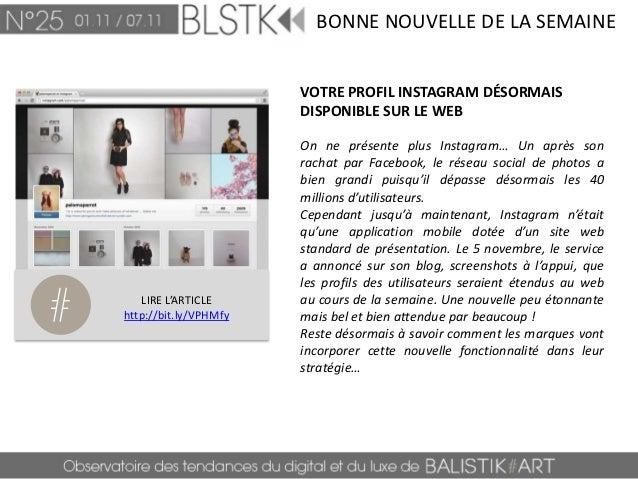 BLSTK Replay n°25 > Semaine du 01.11 au 07.11  Slide 3