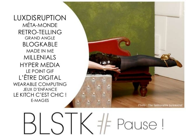 BLSTK Pause #Best of 2012 : semestre 2/2 Slide 3