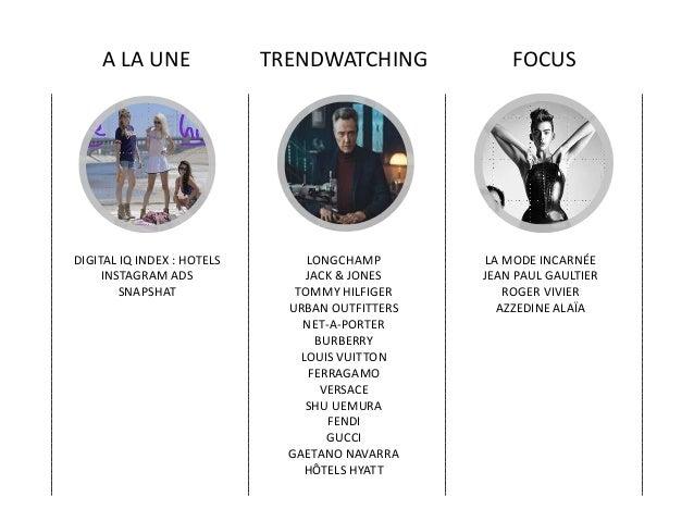 BLSTK Replay n°57 > La revue luxe et digitale du 03.10 au 09.10.13 Slide 2