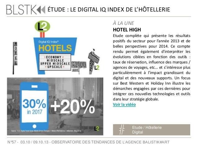 BLSTK Replay n°57 > La revue luxe et digitale du 03.10 au 09.10.13 Slide 3