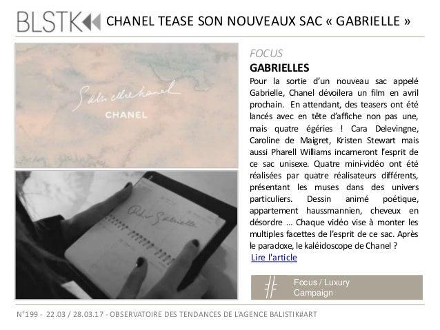 FOCUS THE COCO HUNT Chanel renouvelle les codes de genre du teasing avec une campagne pour le moins originale pour son par...