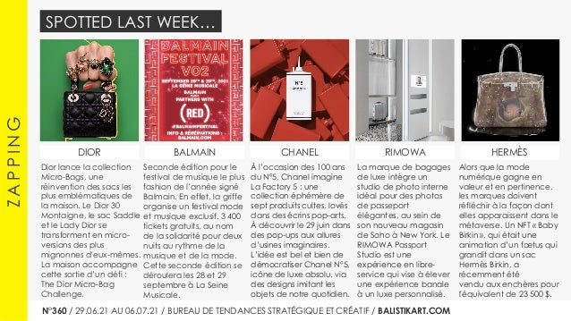 BLSTK Replay n°360 la revue luxe et digitale 29.06.21 au 06.07.21 Slide 3