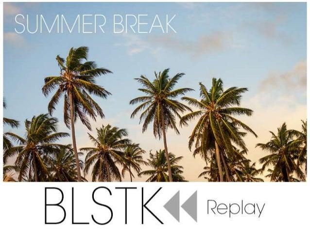 Chers lecteurs, Le BLSTK Replay prend le large le temps de l'été ! En attendant son retour, découvrez ou redécouvrez tous ...