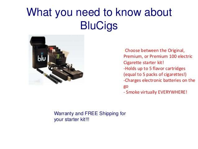 Blu cigs vs greensmoke...E Cig Coupons