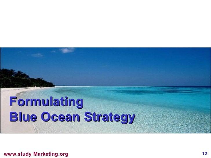 Pepsi blue ocean strategy