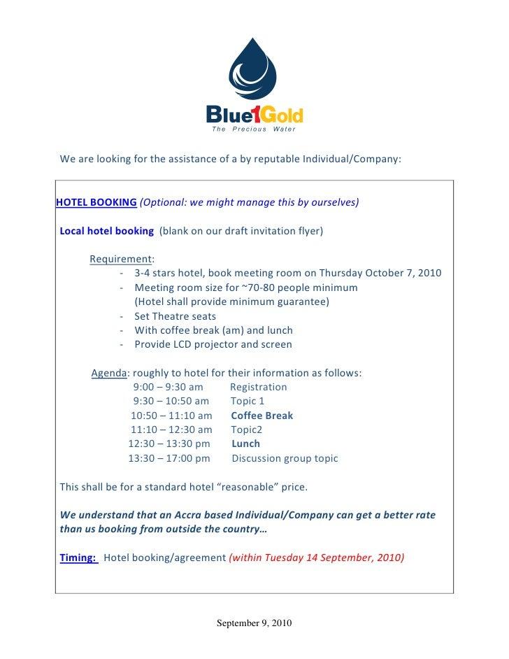 Invitation For Seminar Premium Invitation Template