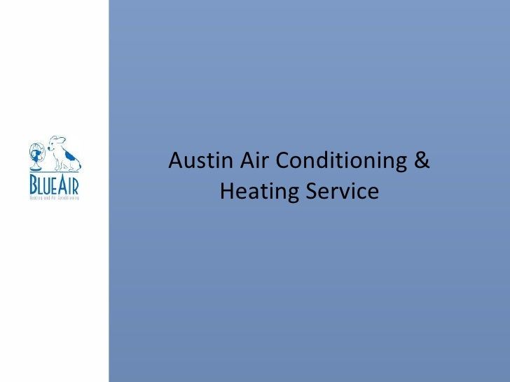 Austin Air Conditioning & Heating Service