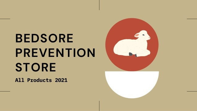 BEDSORE PREVENTION STORE All Products 2021