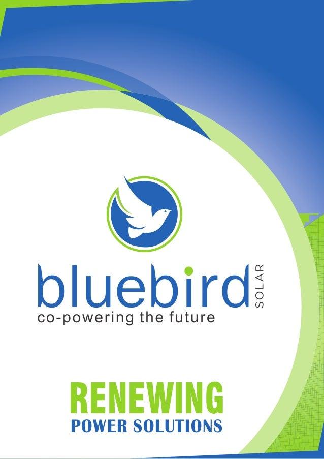 Bluebird Solar Pvt Ltd Corporate Profile
