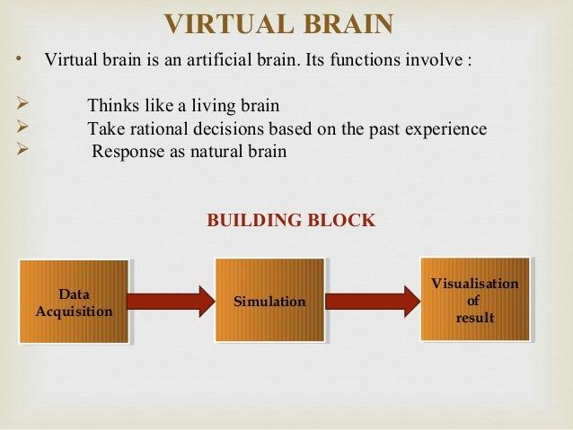 Bluebrain 3 virtual brain ccuart Choice Image