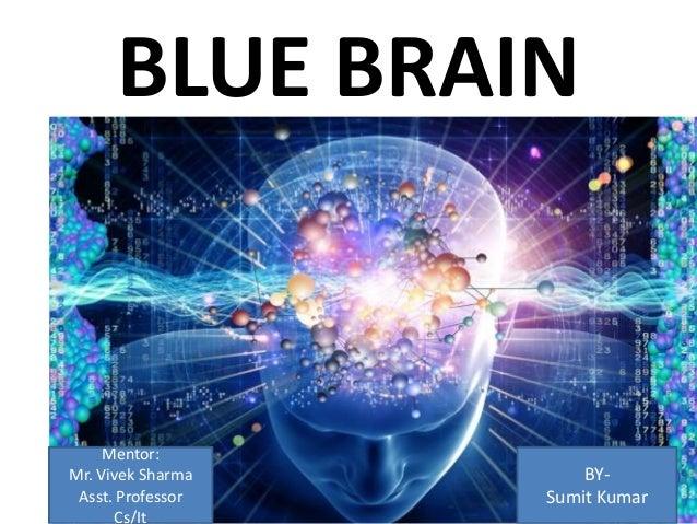 Blue brain presentation