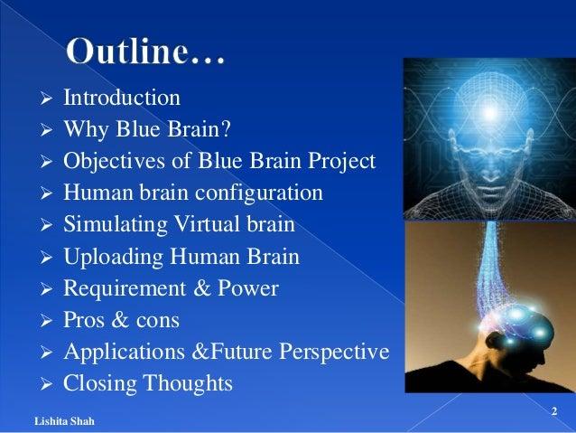 Blue brain project ppt