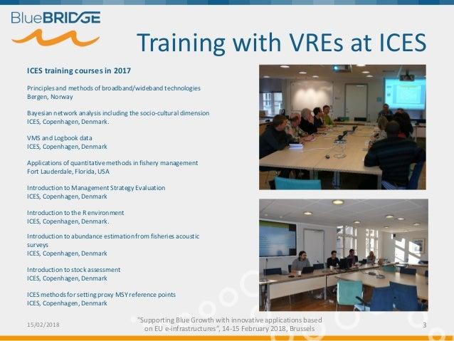 BlueBRIDGE supporting education Slide 3