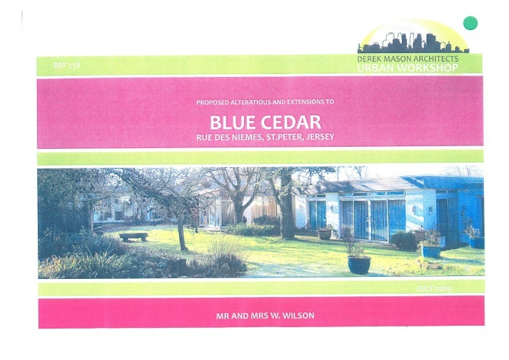 Blue Cedar, Jersey - Redesign