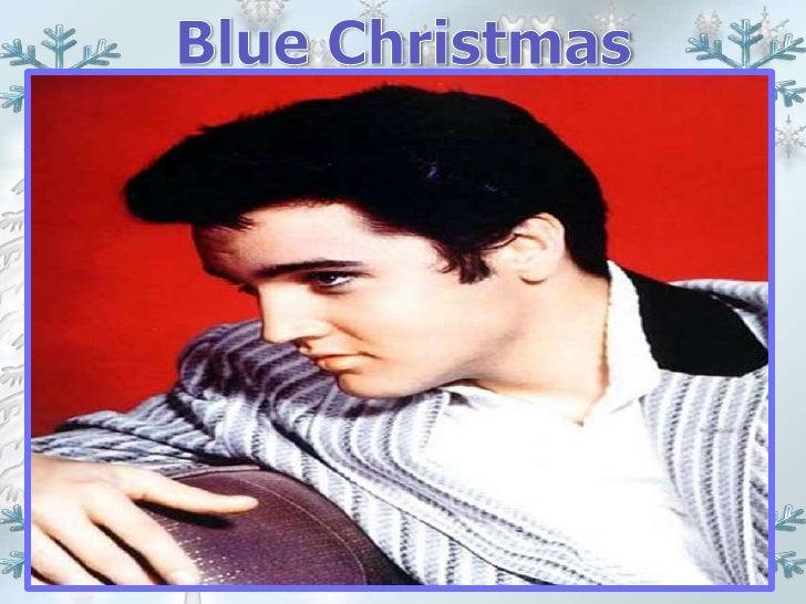 Blue Christmas<br />