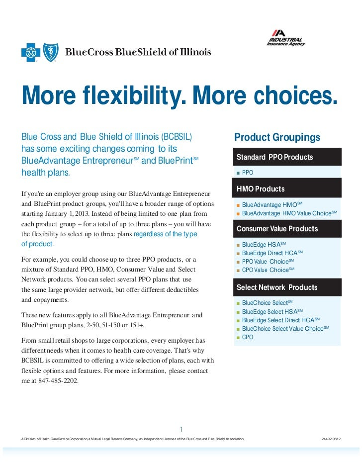Blue cross of il more plan options come 2013 more flexibility more choices cross and blue shield of illinois bcbsil malvernweather Image collections