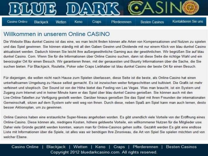 Bluedarkcasino