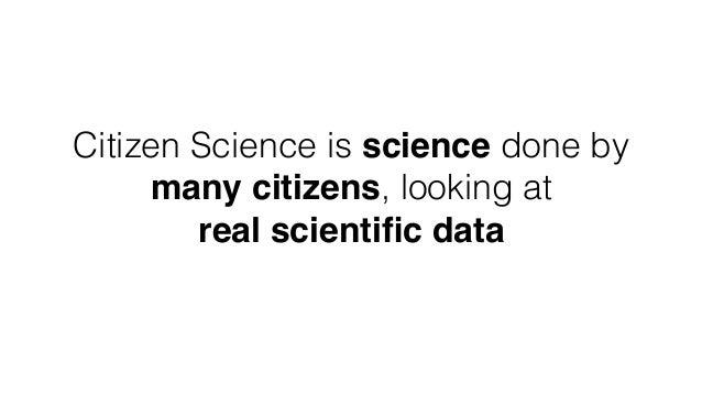Citizen Science in the era of the Square Kilometre Array