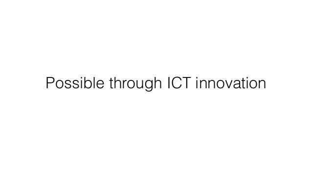 #1 ICT innovation: broadband