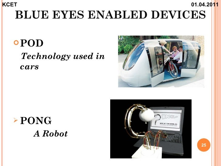 future applications of blue eyes technology