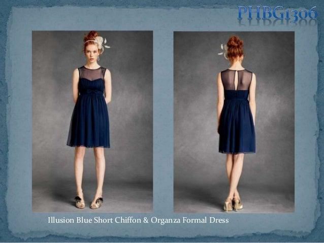 Blue Formal Dresses Online Australia 2015