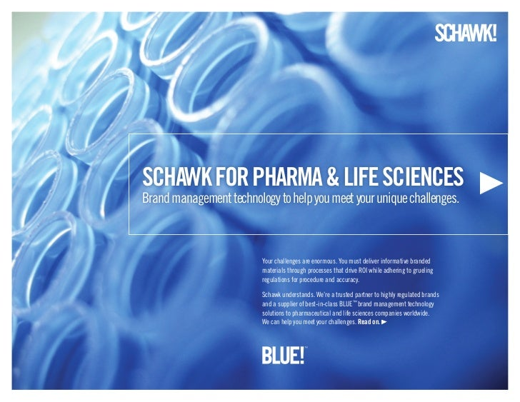 schawk for pharma & life sciencesBrand management technology to help you meet your unique challenges.                     ...