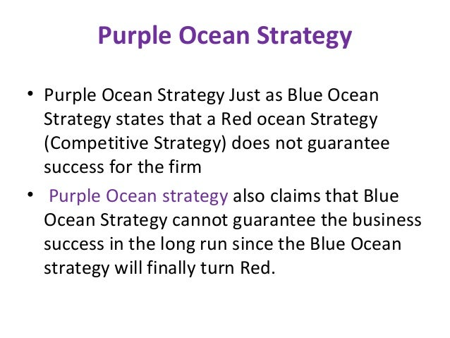 coca cola india blue ocean strategy Answer: blue ocean strategy is the most influential new concept in management strategy, whose exciting premise is that companies can rearrange conventional factors of competition in order to create a leap in customer value in the process, companies make their competition irrelevant and discover unoccupied market space (hence the shift from a .