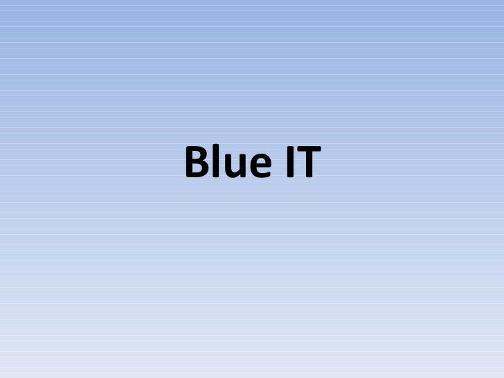 Blue IT