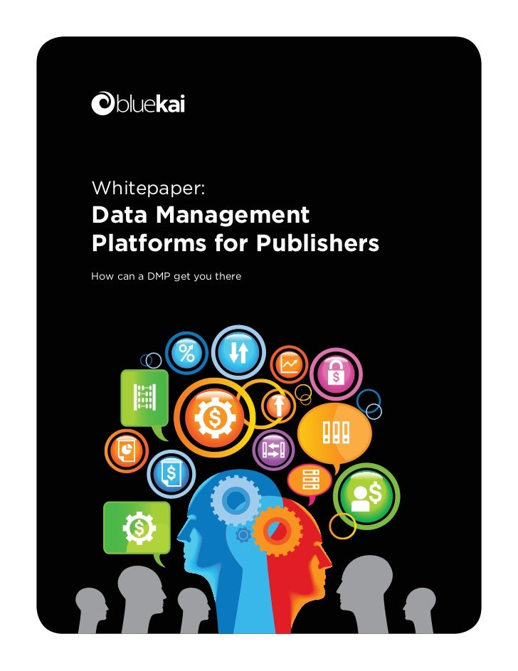 Whitepaper:Data ManagementPlatforms for PublishersHow can a DMP get you there