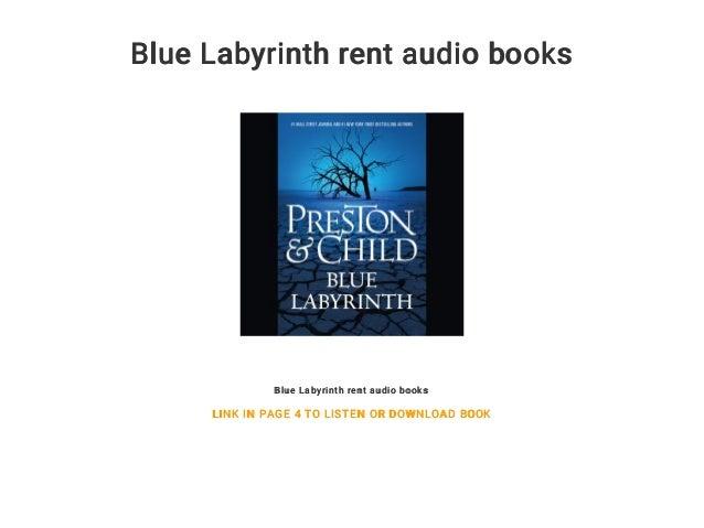 Blue Labyrinth Rent Audio Books