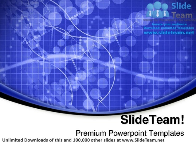 Blue medical science background power point templates themes and back premium powerpoint templates toneelgroepblik Gallery
