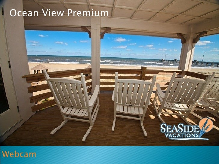 Ocean View PremiumWebcam