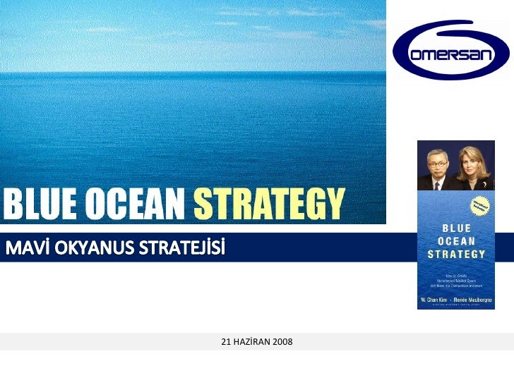 blue ocean essays Blue ocean strategy paper janet tran mkt/421 susan tomaski university of phoenix february 2, 2015 blue ocean strategy paper the blue ocean strategy is a unique marketing approach aimed to building a strong customer base the strategy aims to develop a brand new market segment within the industry and.