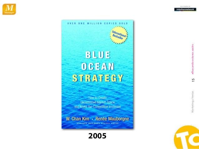 2005       Marketing y Ventas   15   #Buscando océanos azules