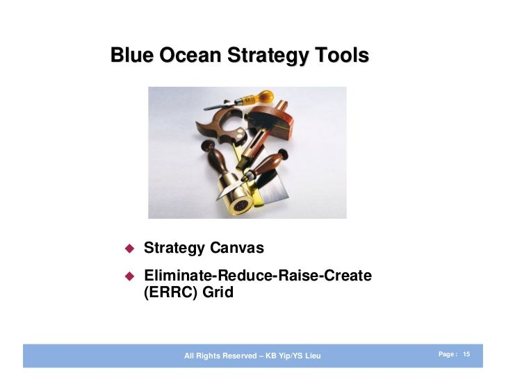 blue ocean strategy essay Write a 750- to 1,000-word paper that describes the importance of blue ocean strategy and identifies a product or service that would be considered a blue ocean move.