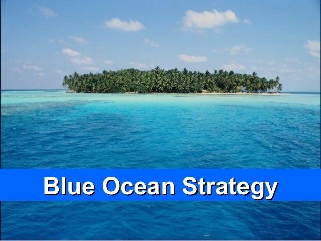 Blue Ocean Strategywww.study Marketing.org       1